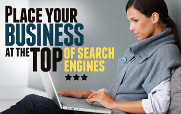 Place your business on TOP of Search Engine