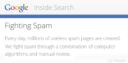 Google-Fighting-Spam
